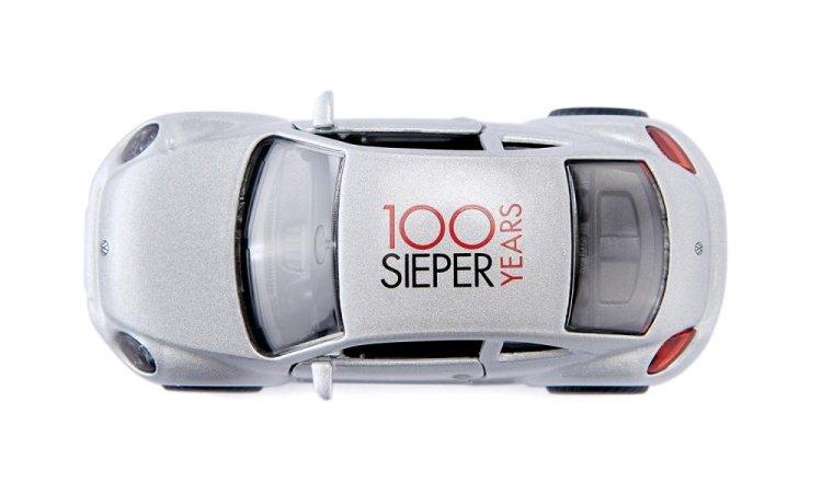 SIKU  VW Beetle - Limitovaná edice k 100. výročí Sieperu
