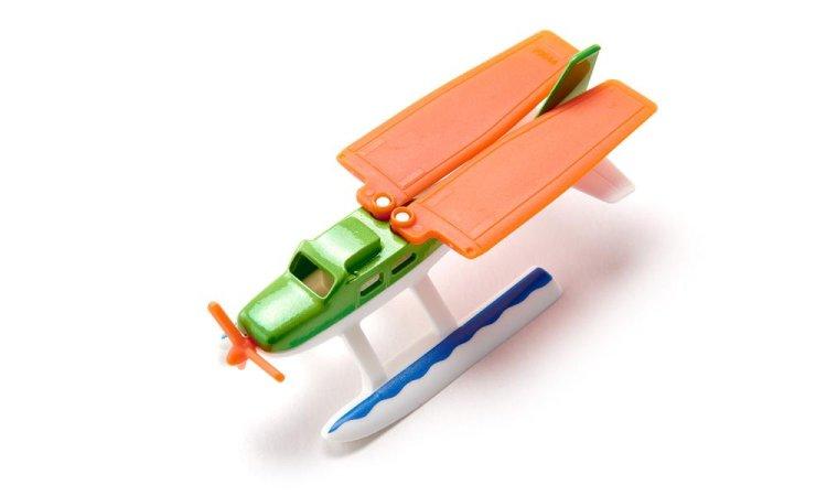 SIKU  Hydroplán s pásem a značkou