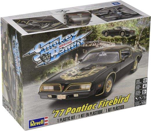 Revell Plastikový model auta Smokey and the Bandit™ '77 Pontiac Firebird