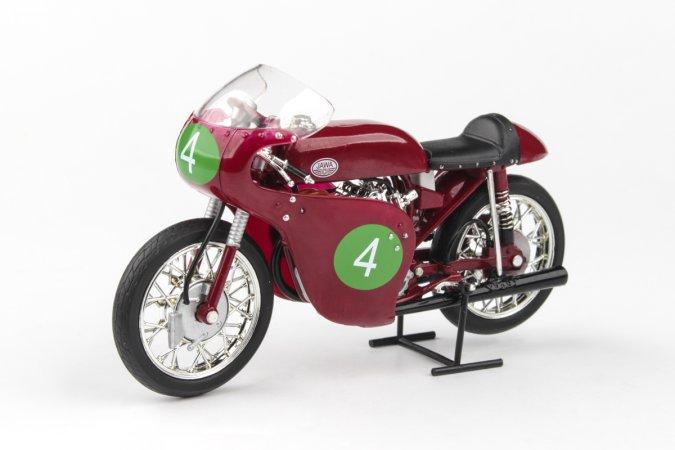Abrex Jawa 250R 2x OHC (1961) - Velká cena Československa Brno 1961 - 4 Havel