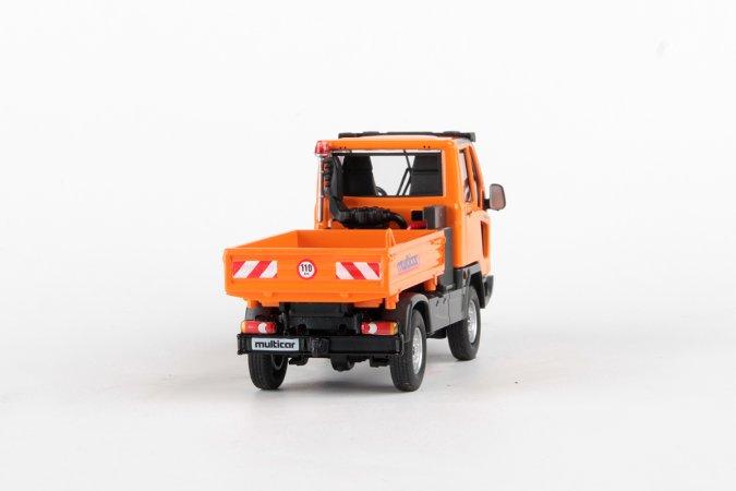 Abrex Multicar Fumo Sklápěč (2008) - Oranžová