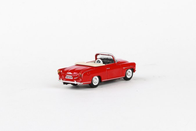 Abrex Škoda Felicia Roadster (1963) - Tmavě červená