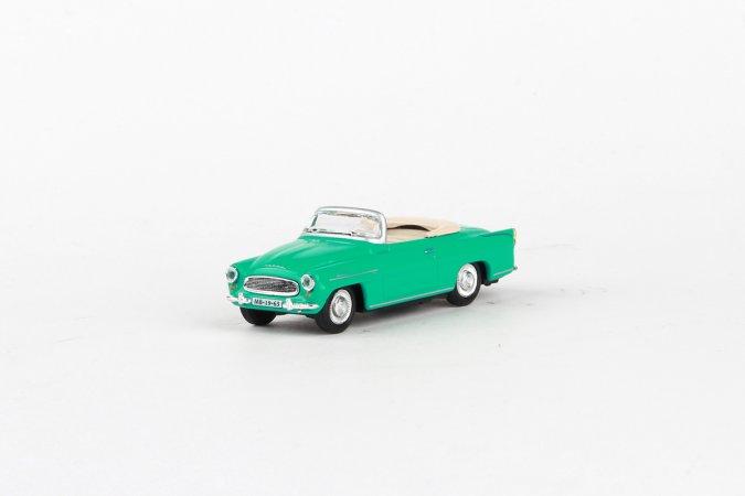 Abrex Škoda Felicia Roadster (1963) - Tyrkysová