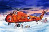 Trumpeter Plastikový model vrtulníku UH-34D Seahorse