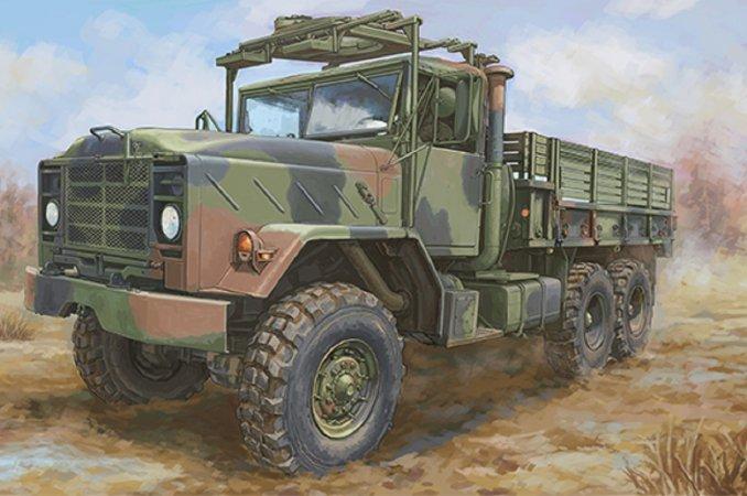 Plastikový model vojenského auta MIlitary Cargo Truck  M923A2
