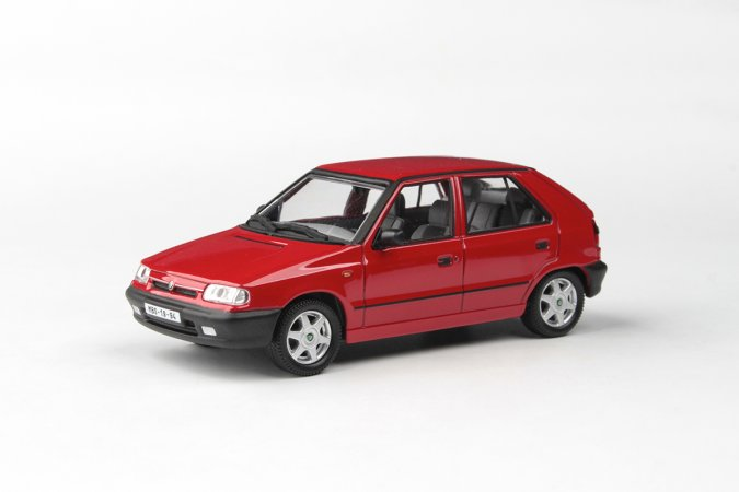 Abrex Škoda Felicia (1994) - Červená Rallye