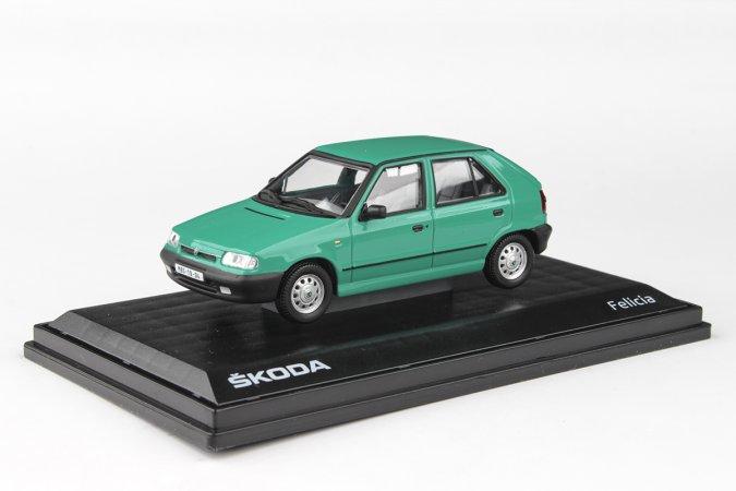Abrex Škoda Felicia (1994) - Zelená Atlantická