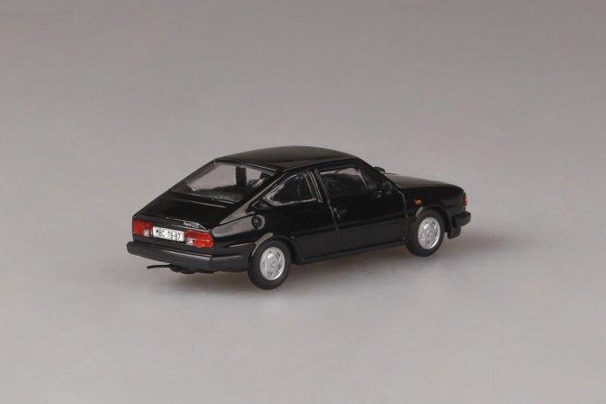Abrex Škoda Rapid 136 (1987) - Černá
