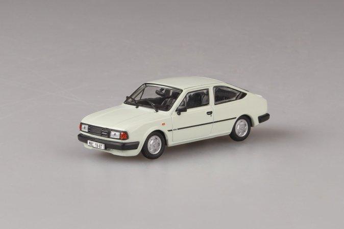 Abrex Škoda Rapid 136 (1987) - Bílá ledová