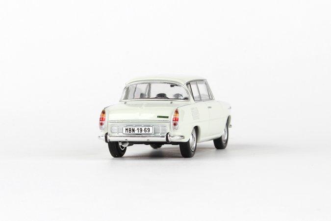Abrex Škoda 1100 MBX (1969) - Šedá levandulová