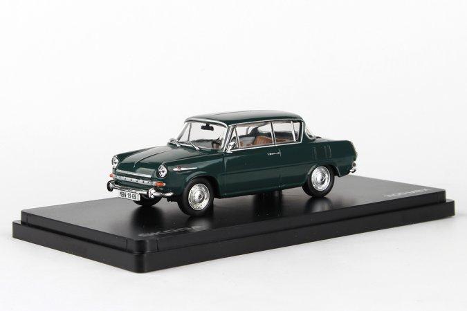 Abrex Škoda 1100 MBX (1969) - Zelená tmavá