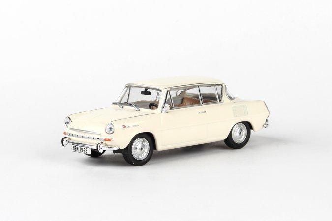Abrex Škoda 1100 MBX (1969) - Slonová kost