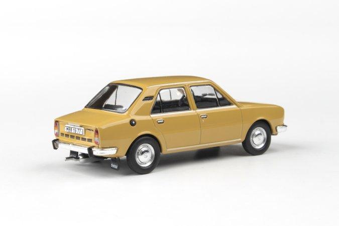 Abrex Škoda 105 L (1977) - Zlatohnědá