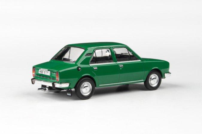 Abrex Škoda 105 L (1977) - Zelená ostrá