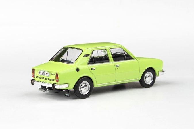 Abrex Škoda 105 L (1977) - Zelená lipová