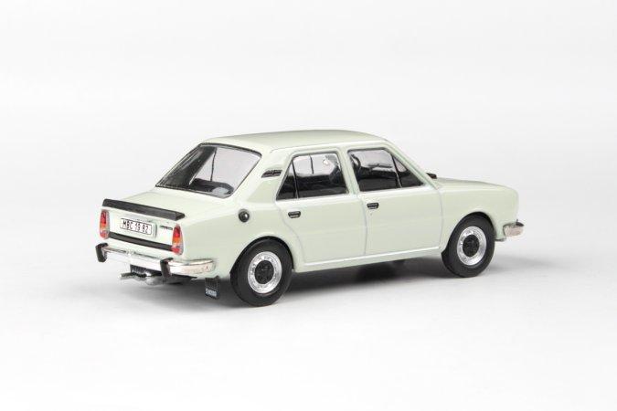 Abrex Škoda 120 L (1982) - Bílá ledová