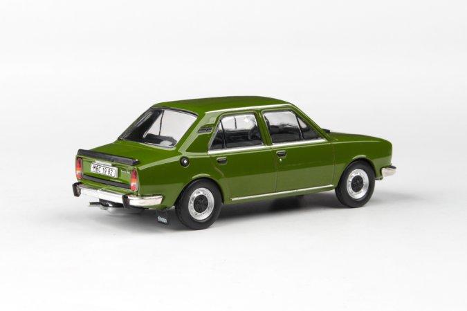 Abrex Škoda 120 L (1982) - Zelená olivová