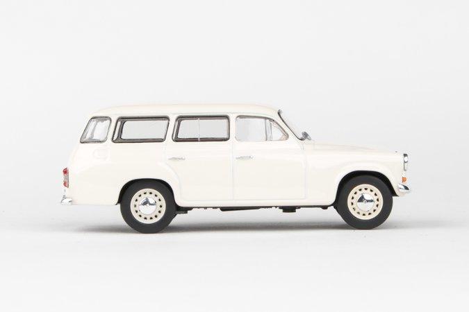 Abrex Škoda 1202 (1964) - Bílá