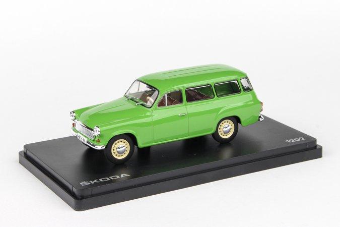 Abrex Škoda 1202 (1964) - Zelená Aloe