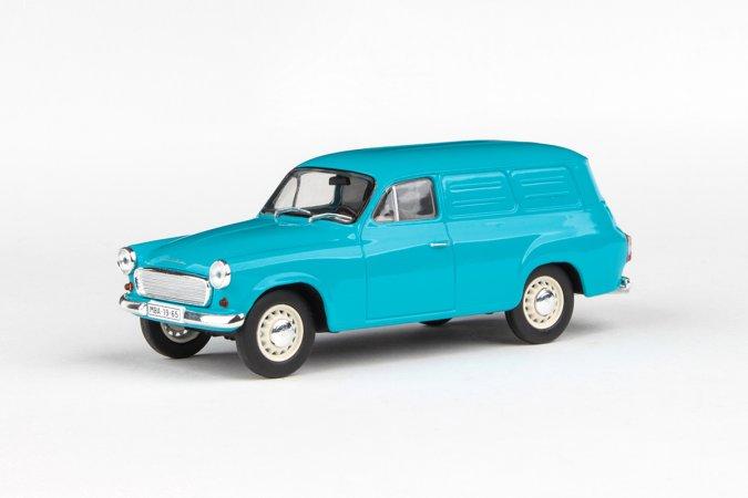 Abrex Škoda 1202 Dodávka (1965) - Tyrkys