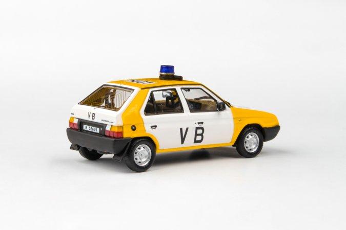 Abrex Škoda Favorit 136 L (1988) - Veřejná Bezpečnost