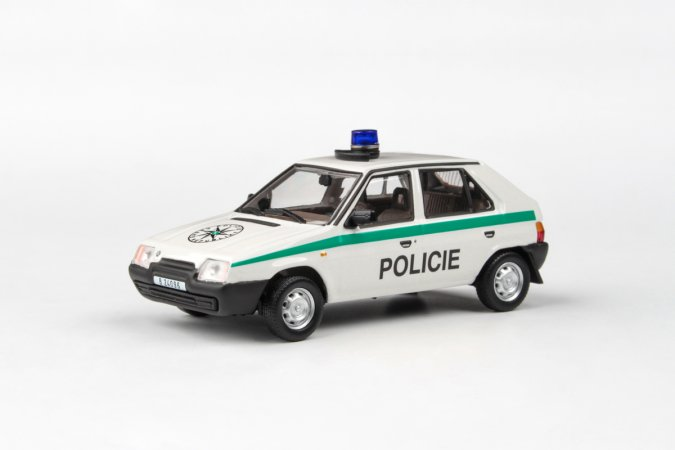 Abrex Škoda Favorit 136 L (1988) - Policie ČR