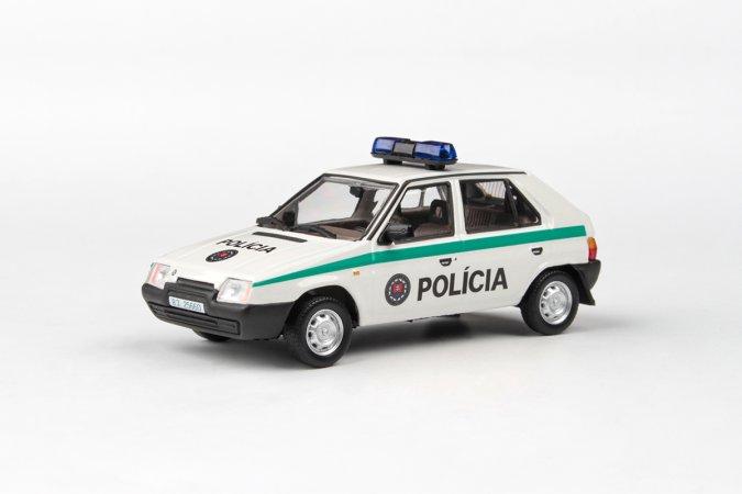 Abrex Škoda Favorit 136 L (1988) - Polícia SR