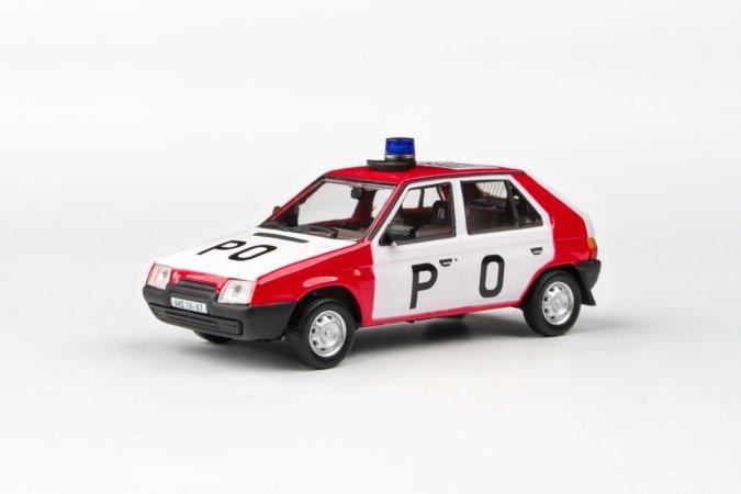 Abrex Škoda Favorit 136 L (1988) - Požární Ochrana