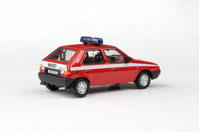 Abrex Škoda Favorit 136 L (1988) - Hasiči