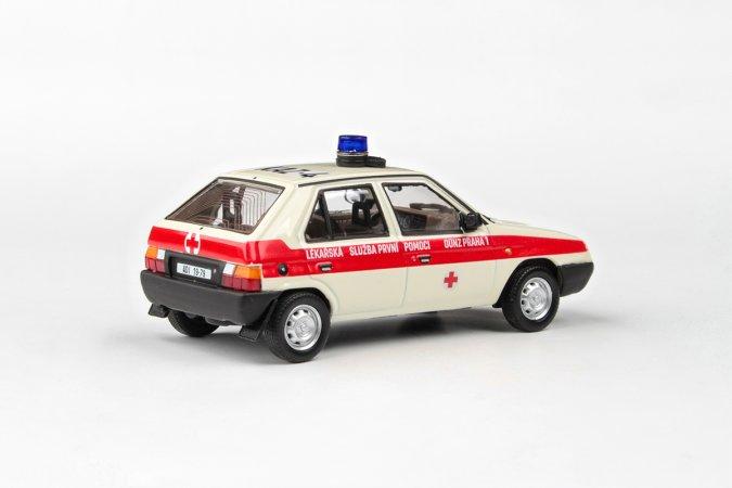 Abrex Škoda Favorit 136 L (1988) - OÚNZ Praha 1