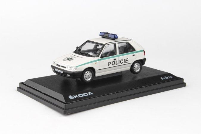 Abrex Škoda Felicia (1994) - Policie ČR
