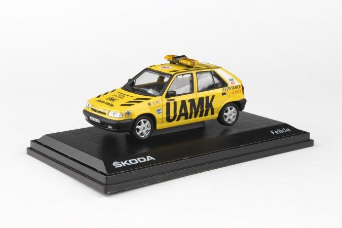 Abrex Škoda Felicia (1994) - ÚAMK