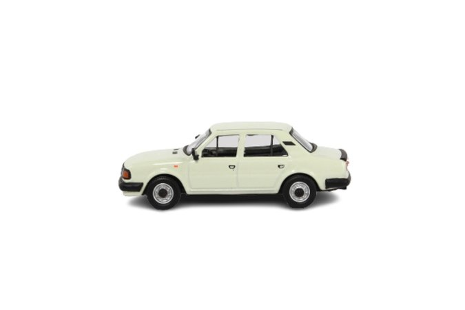 Abrex Škoda 120 L (1984) - Bílá ledová