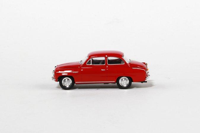 Abrex Škoda Octavia (1963) - Červená tmavá
