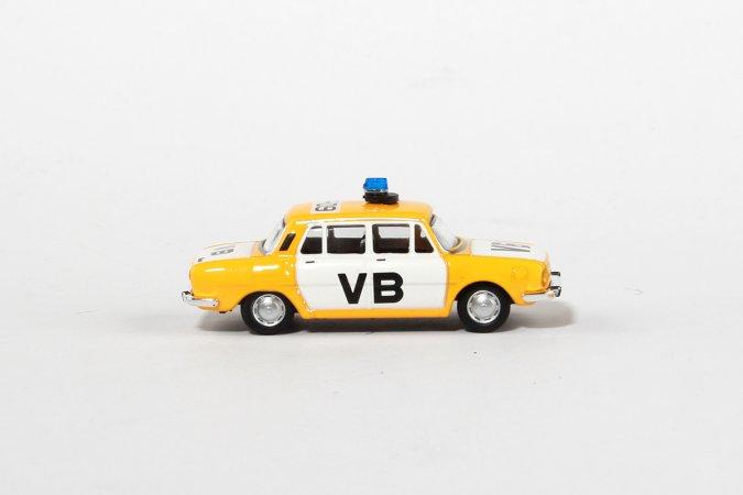 Abrex Škoda 110 L (1973) - Veřejná Bezpečnost