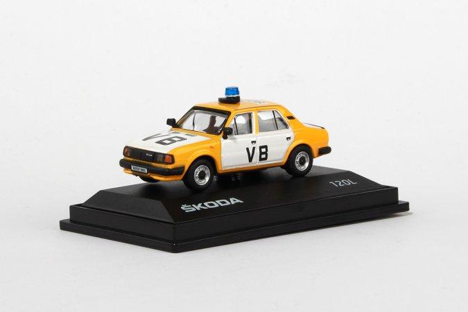 Abrex Škoda 120 L (1984) - Veřejná Bezpečnost