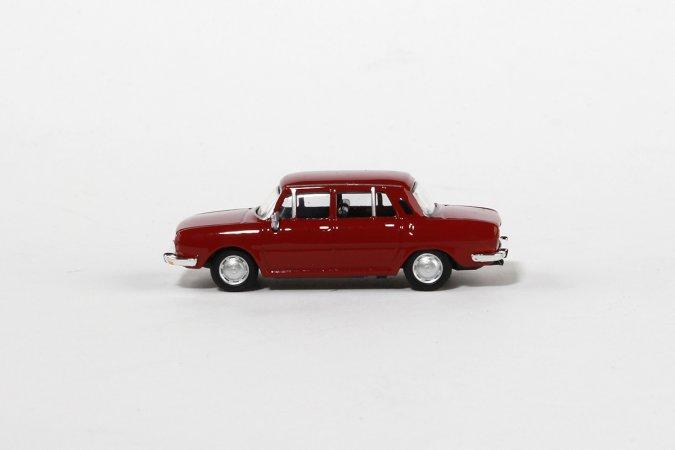 Abrex Škoda 110 L (1973) - Červená rubínová