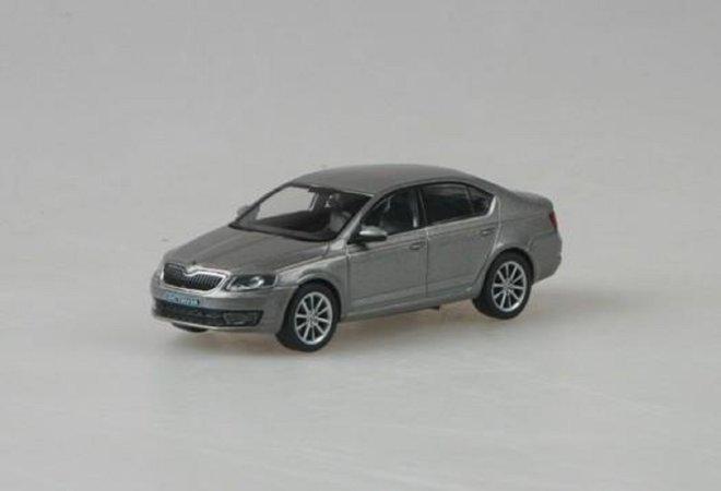 Abrex Škoda Octavia III (2012) - Béžová Cappuccino metalíza