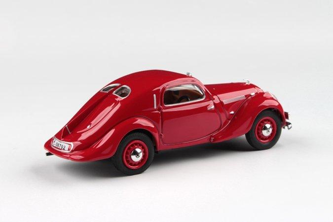 Abrex Škoda Popular Sport Monte Carlo (1937) - Červená