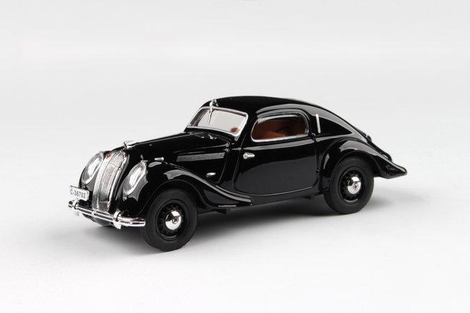 Abrex Škoda Popular Sport Monte Carlo (1937) - Černá