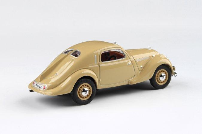 Abrex Škoda Popular Sport Monte Carlo (1937) - Béžová světlá