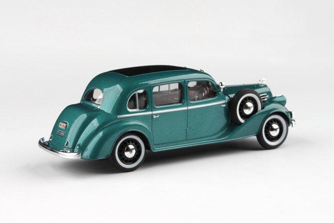 Abrex Škoda Superb 913 (1938) - Šedozelená metalíza