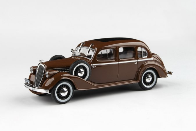 Abrex Škoda Superb 913 (1938) - Hnědá