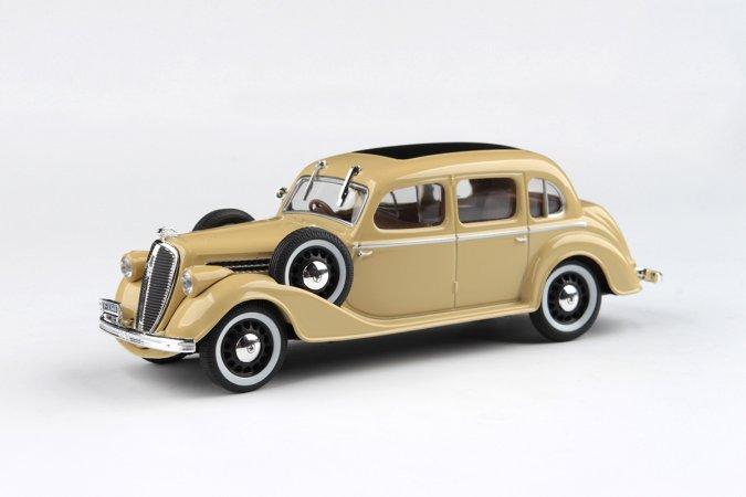 Abrex Škoda Superb 913 (1938) - Béžová světlá
