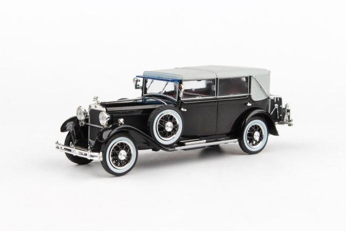 Abrex Škoda 860 (1932) - Černá