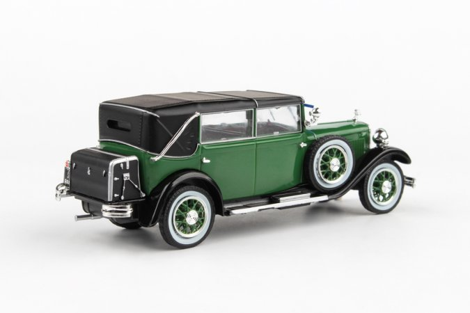 Abrex Škoda 860 (1932) - Zelená tmavá