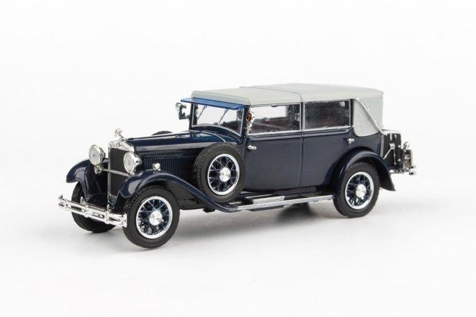 Abrex Škoda 860 (1932) - Modrá tmavá