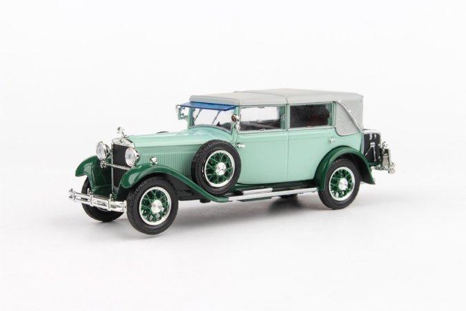 Abrex Škoda 860 (1932) - Zelená světlá