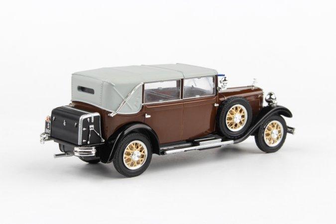 Abrex Škoda 860 (1932) - Hnědá