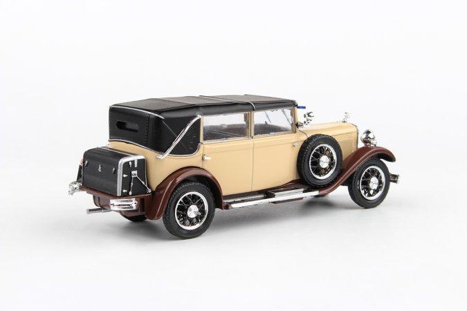 Abrex Škoda 860 (1932) - Béžová světlá